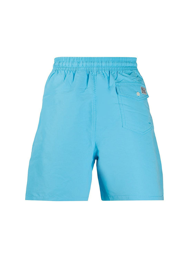 Polo Swim Shorts - French Turqoise