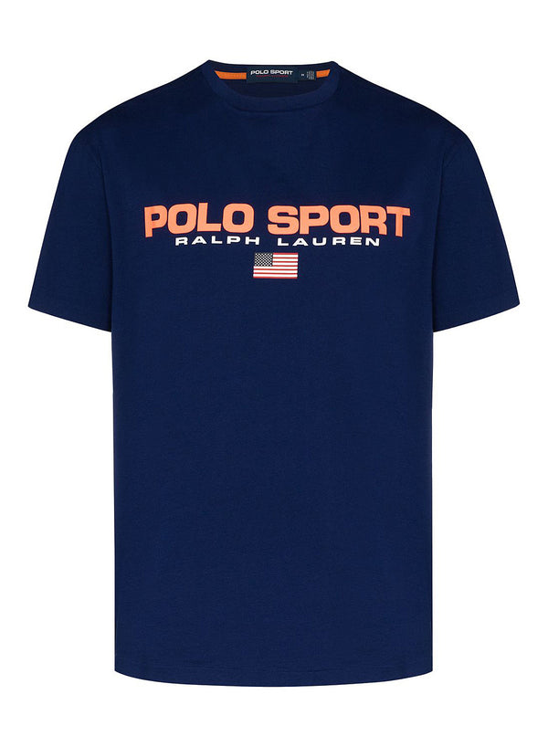 ralph lauren polo short sleeve tee fall royal aw 2020