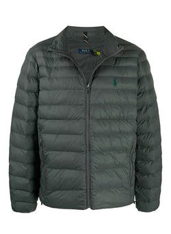 ralph lauren polo terra jacket charcoal grey aw 2020