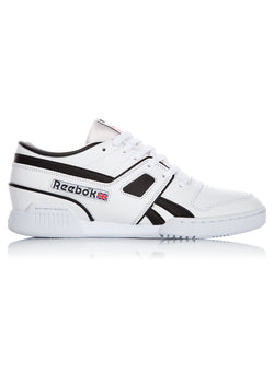 reebok pro workout lo trainer white black excred ss 2020