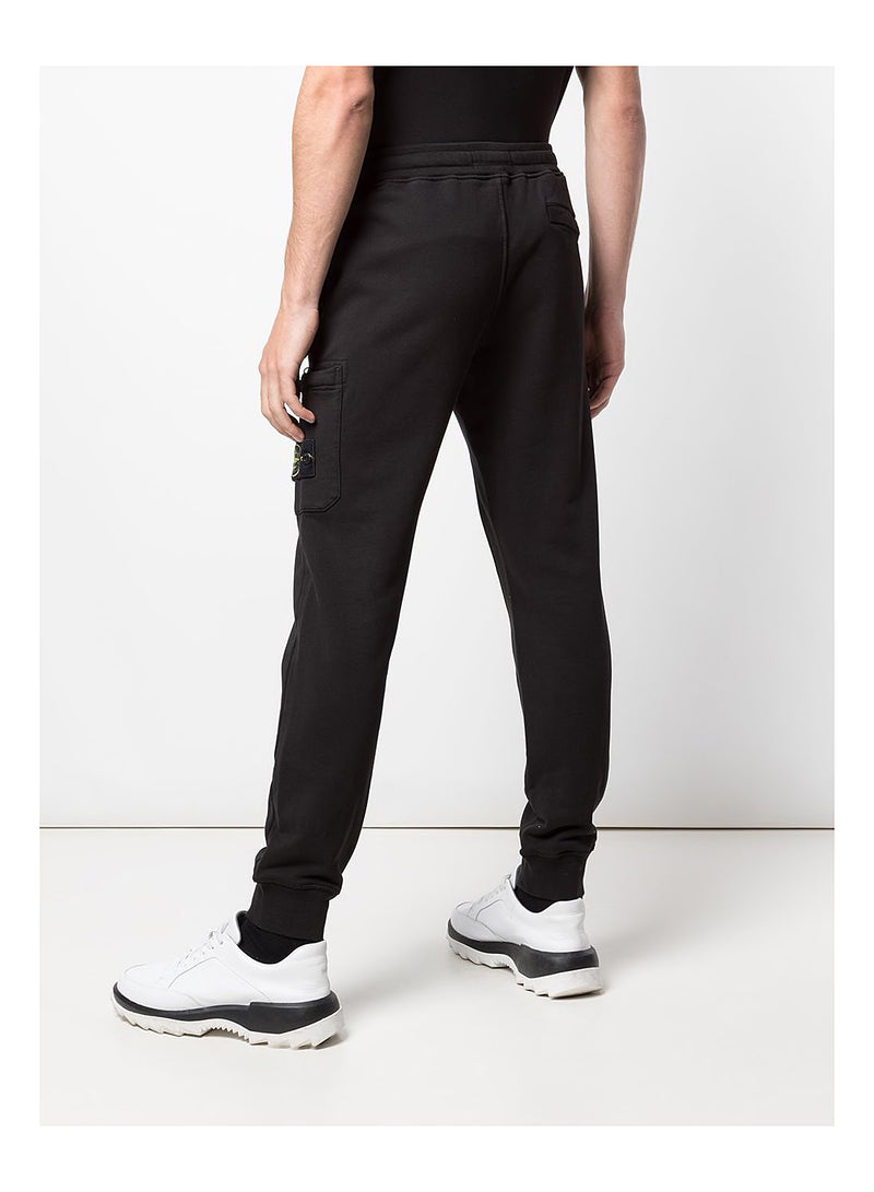 Classic Track Bottoms - Black