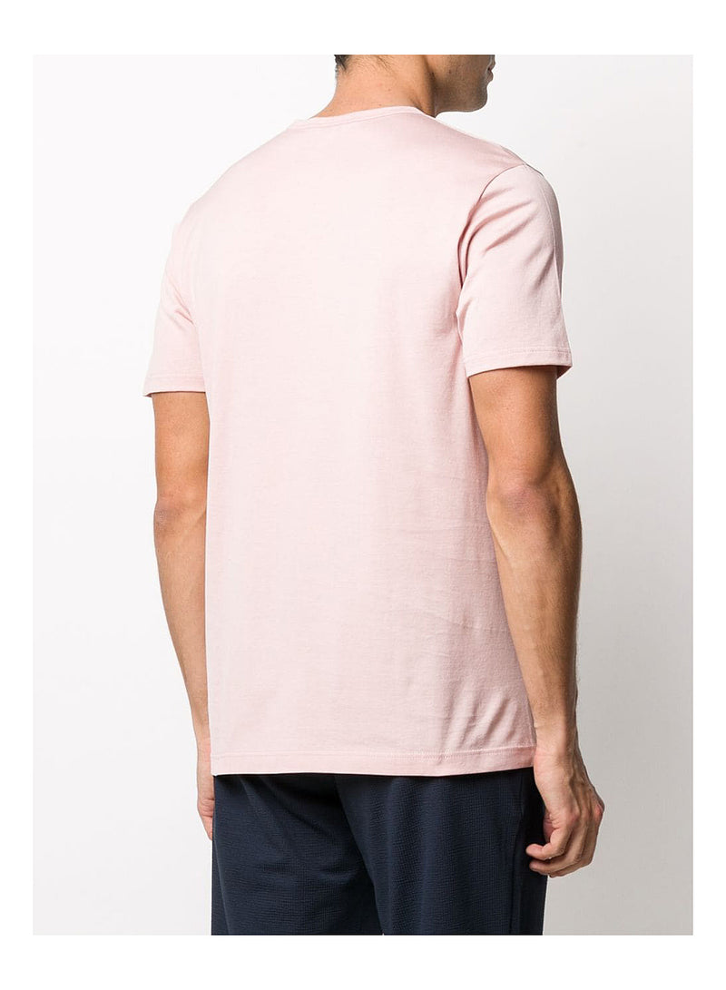 Crew Neck Tee - Dusty Pink