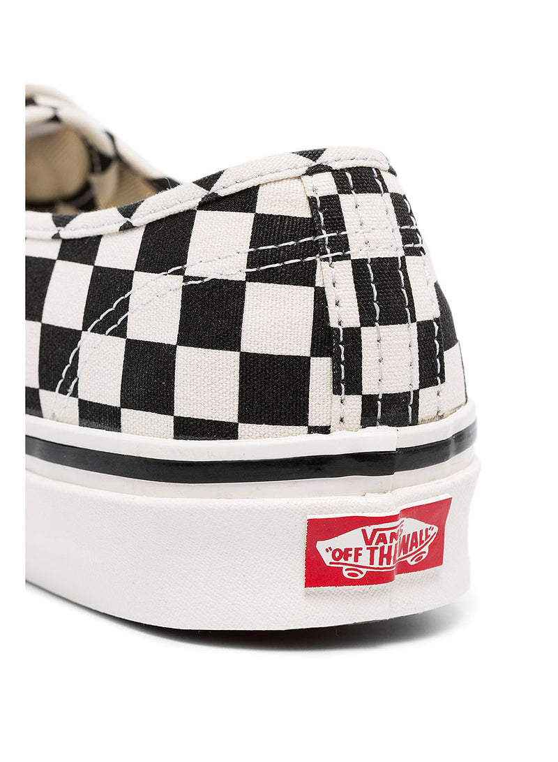 Authentic 44 DX trainers - Black Check