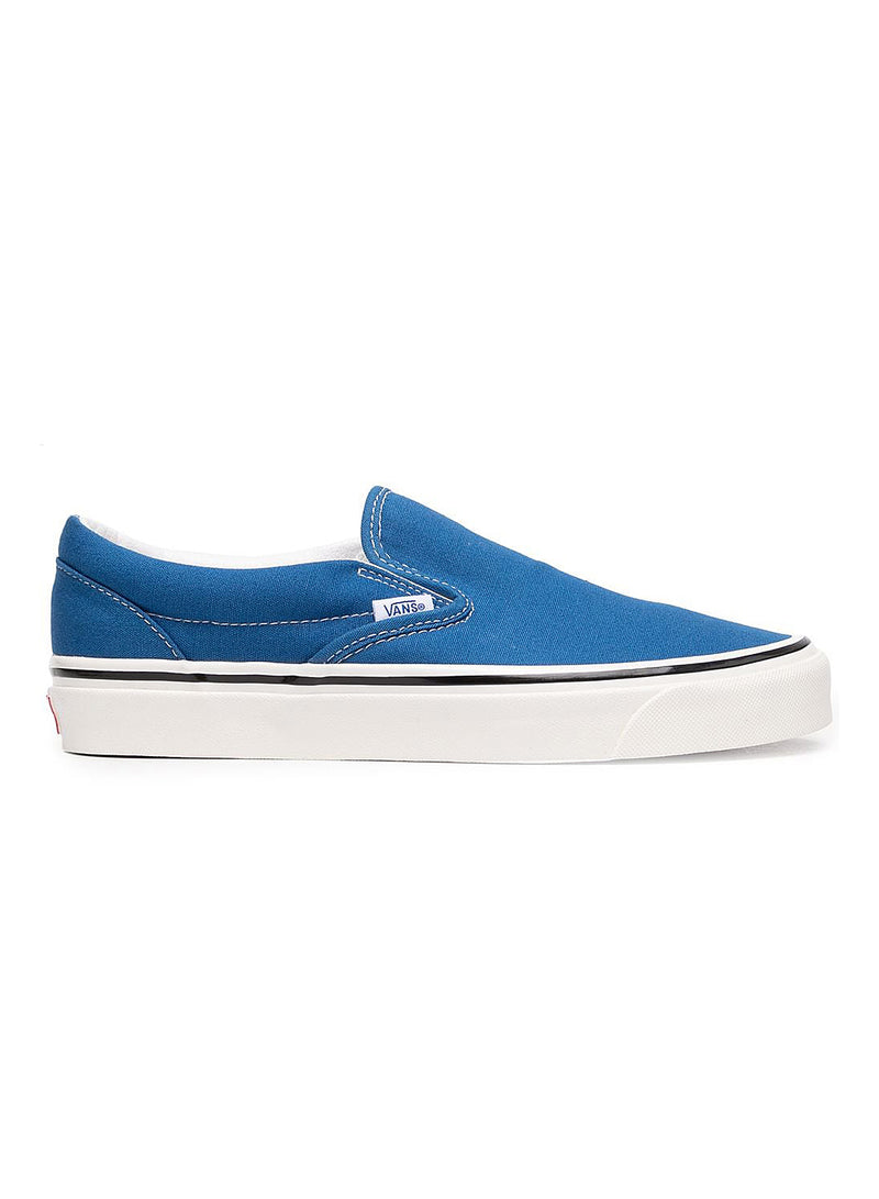 vans classic slipon 98 dx trainer og blue ss 2021