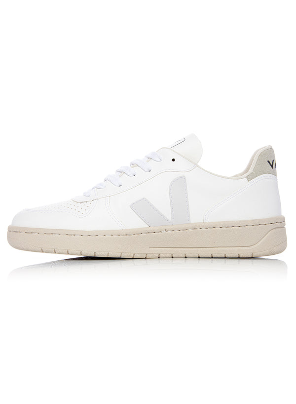V-10 Bastille Trainer - Natural White