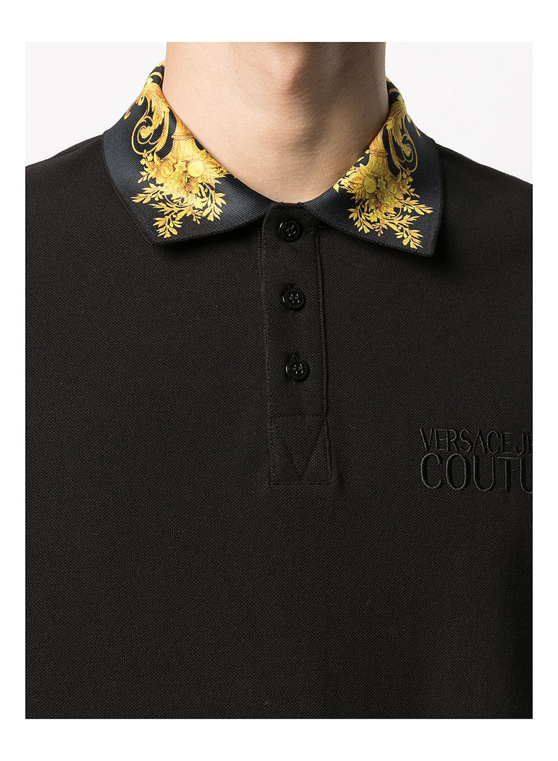 Baroque Collar Polo - Baroque