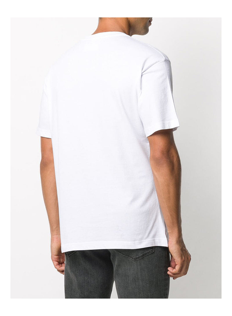 Upside Down Couture Tee - White