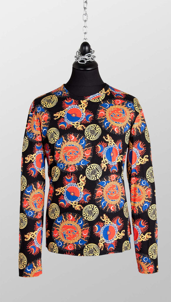 Vivienne Westwood Anglomania L/S Top – Sun Galaxy
