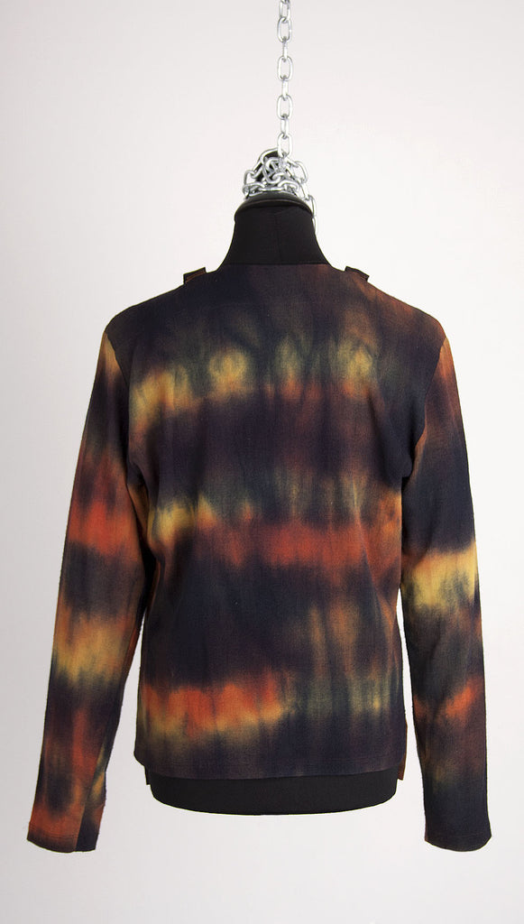 Vivienne Westwood Anglomania Dyed Long Sleeve Top