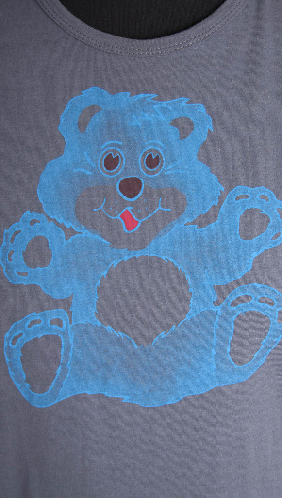 Vivienne Westwood Anglomania Teddy Bear T-shirt – Blue