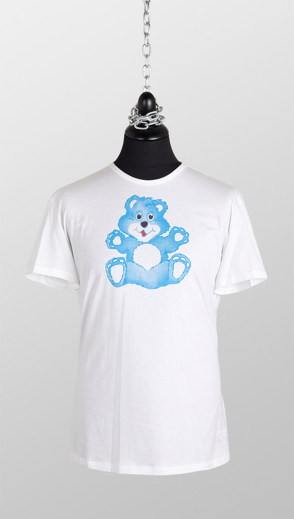 Vivienne Westwood Anglomania Teddy Bear T-shirt – White