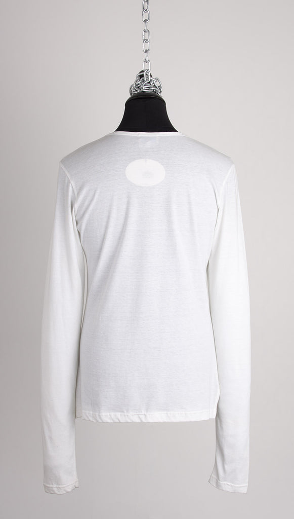 Vivienne Westwood MAN 'Nowhere' Long Sleeve Tee