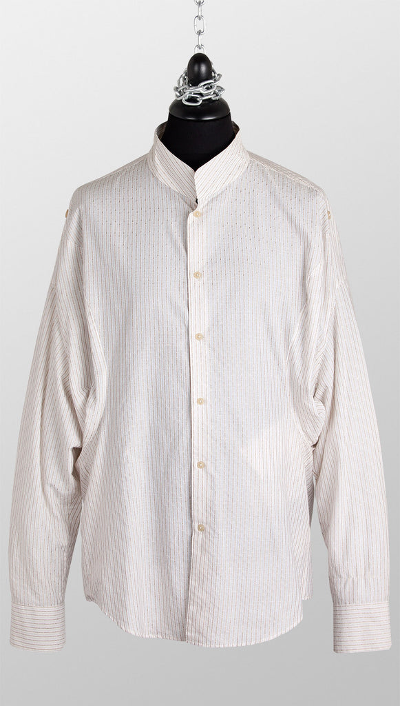 Vivienne Westwood MAN Pocket Shirt – Gold Stripe