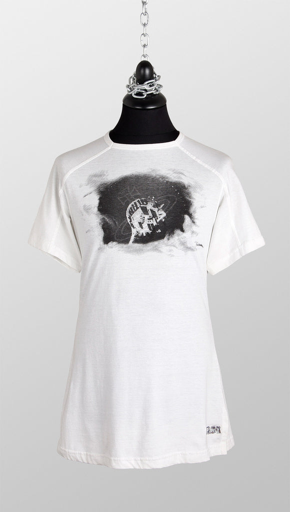 Vivienne Westwood MAN Smudge T-shirt – White