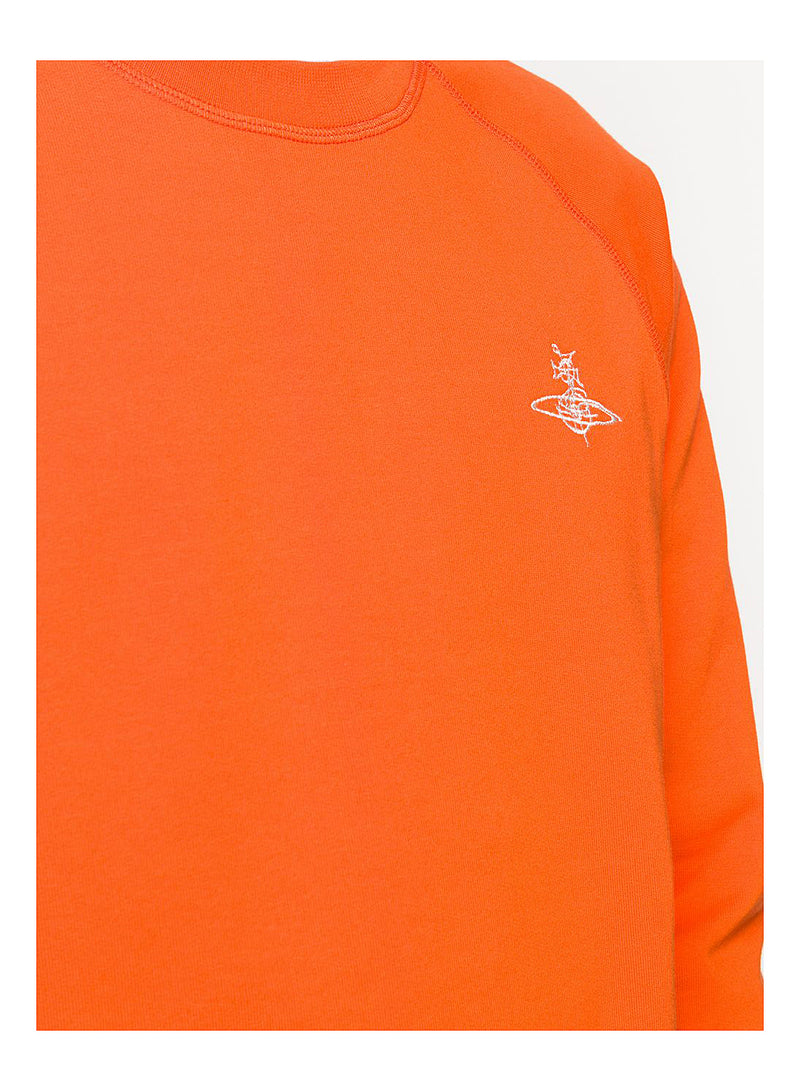 Raglan Sweat - Orange