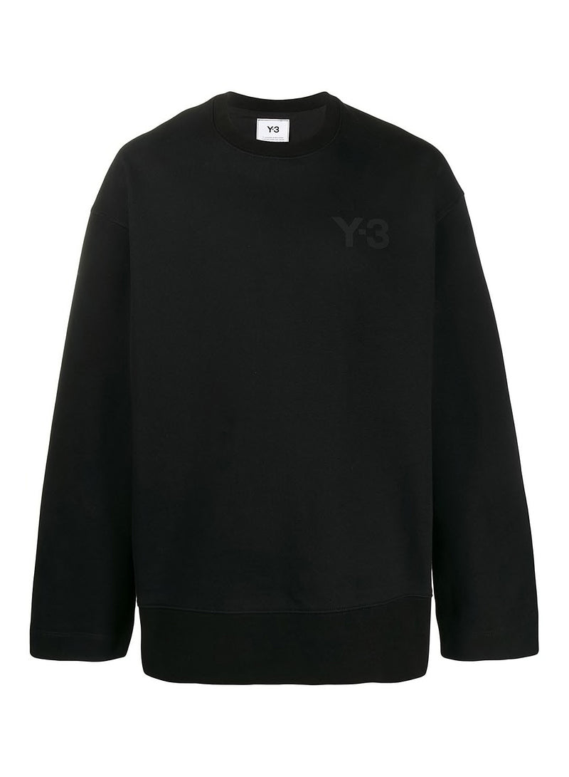 y3 classic oversized sweat black ss 2020