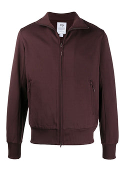 y3 cl track jacket maroon aw 2020