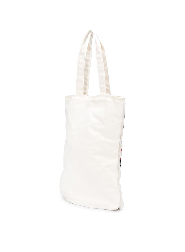 Graphic Tote Bag - Cwhite