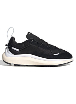 y3 shiku run trainer black cwhite ecrtin aw 2020