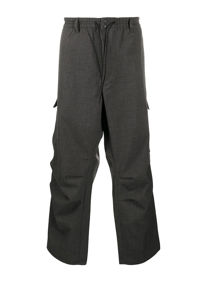 y3 wo cargo pant grey aw 2020