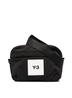 y3 y3 sling bag black ss 2021