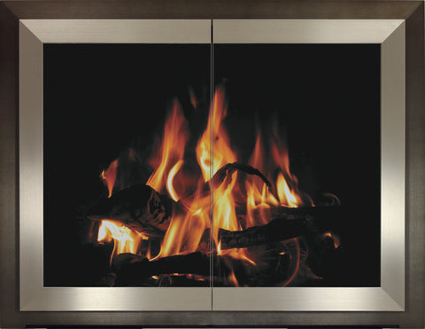 Tribecca Fireplace Door By Stoll