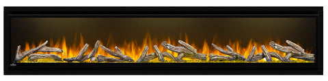 Napoleon Alluravision 74 Deep Electric Fireplace