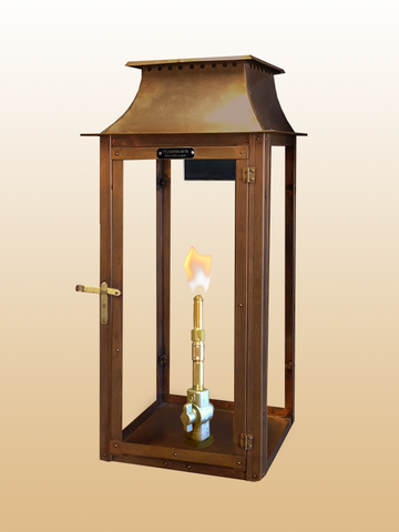 Flambeaux Colonial Wall Mount Lamp