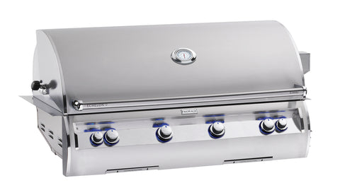 Fire Magic Echelon E1060i Analog Natural Gas Built In Grill With Rotisserie