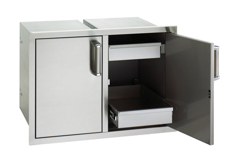 Fire Magic Premium Double Door With Drawers