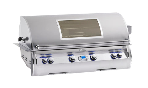 Fire Magic Echelon E1060i Natural Gas Built In Grill with Rotisserie