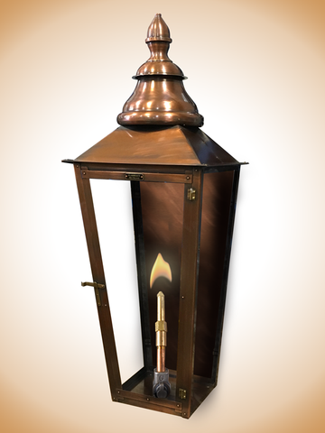 Flambeaux Grenada Flush Mount Lamp