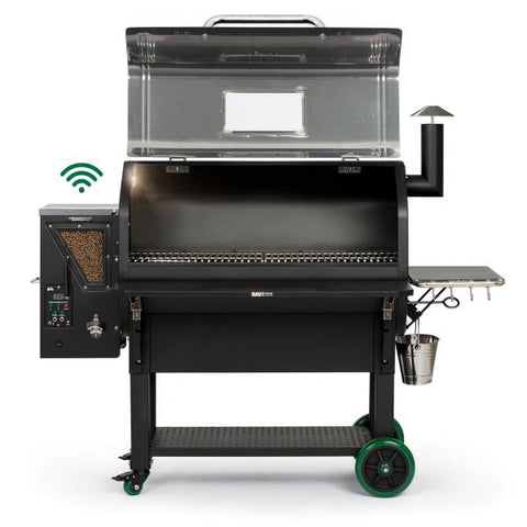 Jim Bowie Stainless Steel Prime Plus Wifi Pellet Grill