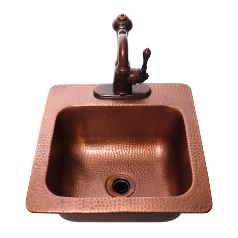 RCS Copper Bar Sink
