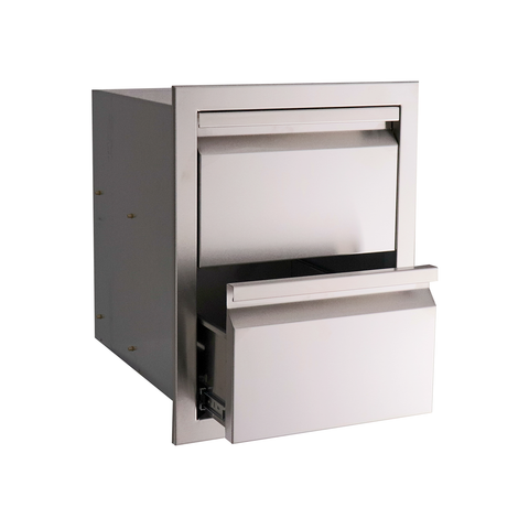 RCS Double Drawer