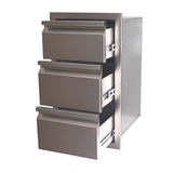 RCS Triple Drawer