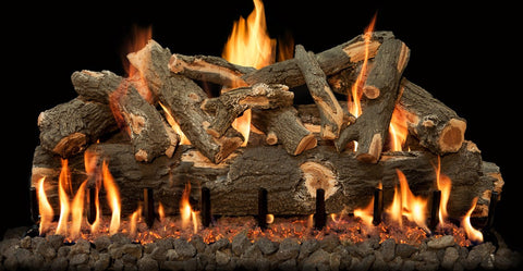 Arizona Weathered Oak By Grand Canyon Gas Log Set Vented