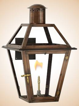 Flambeaux Bourbon Street Wall Mount Lamp