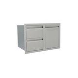 RCS Double Drawer and Propane Drawer
