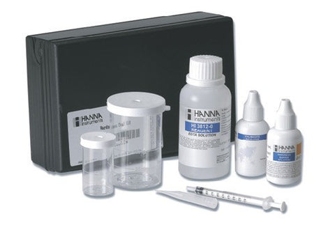 TEST KIT DE DUREZA (0-30, 0-300 PPM)