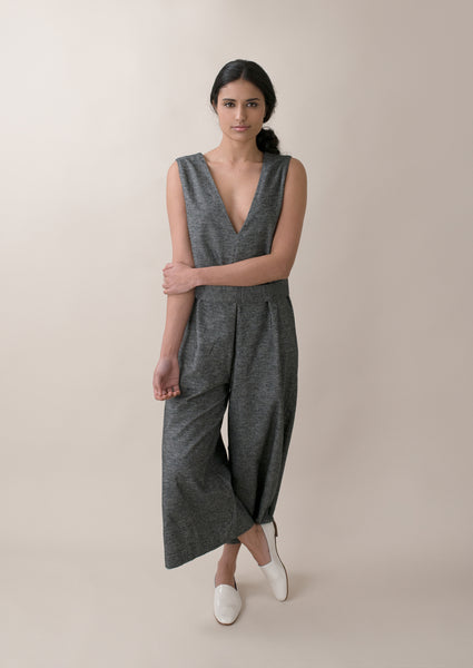 Monad Jumpsuit ¦ Charcoal