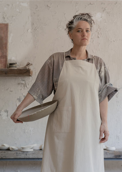 Thale Apron ¦ Neutral