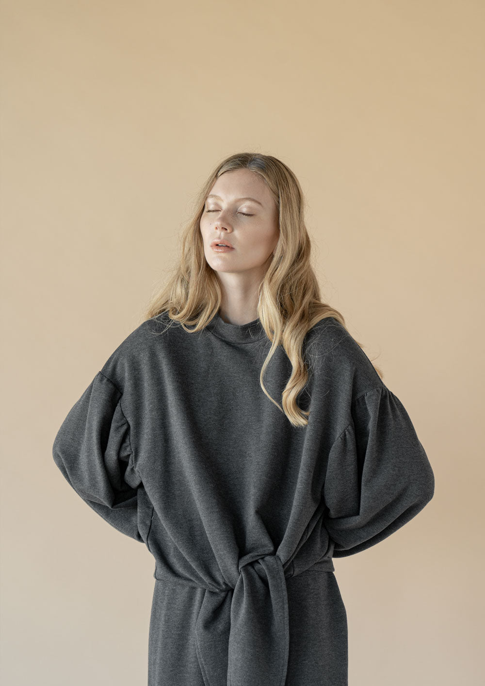 Dialogue Sweatshirt ¦ Charcoal