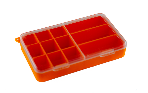 12 COMPARTMENT FLY BOX