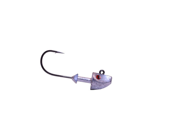 AL GAGS JIG HEAD 1 OZ (2 PACK)
