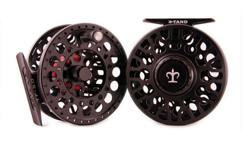 3-TAND TF-50 SPARE SPOOL STEALTH BLACK
