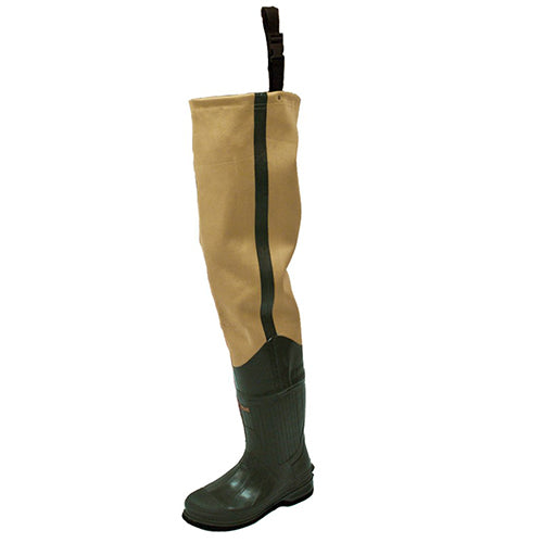 BULL FROGG 3-PLY CANVAS HIP WADER