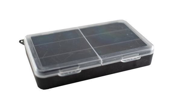 3 COMPARTMENT/SPLIT LID FLY BOX