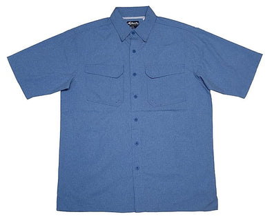 BIMINI BAY THE LARGO SS CHECK SHIRT