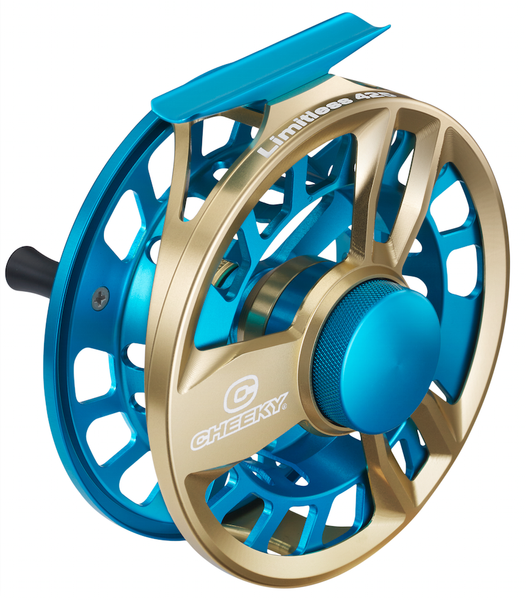 CHEEKY FISHING LIMITLESS 425 FLY REEL